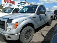 2013 FORD F150 4x4  5.0 V8 TRUCK IS MINT  ONLY 26102 KM !!!