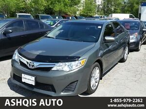 2014 Toyota Camry LE Nav. Bluetooth Back camera Alloy No acciden