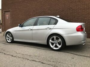 2007 BMW 3-Series 328xi Sport Package Sedan