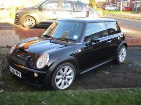 Mini Cooper S 2002 Chili Pack 210 bhp
