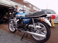 1977 Yamaha rd 400 c