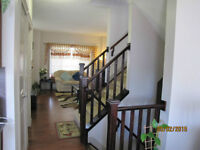 3 Beds and 2.5 Bathrooms house rent from 1st July