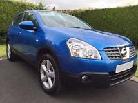 2008 Nissan Qashqai 1.6 petrol