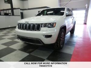 2017 Jeep Grand Cherokee LIMITED LEATHER ROOF
