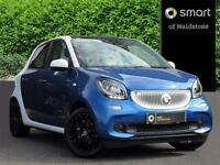 smart forfour PROXY PREMIUM T (blue) 2016-06-30