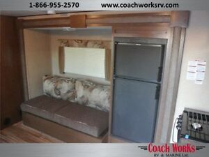 Awesome entry bunk trailer for long weekend camping. Call 2day! Edmonton Edmonton Area image 6