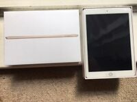 APPLE iPAD 2017 9.7INCH 128GB WI-FI GOLD BRAND NEW BOXED
