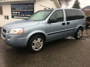 2007 Chevrolet Uplander **LOW KMS** ONLY 96km!!