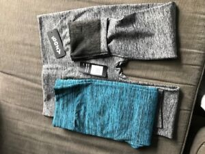New with tags, just cozy, lined leggings size xL,
