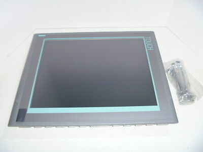 Siemens Simatic Hmi Ipc477c Model 6av7884-5ag30-6bao Touch Panel Display