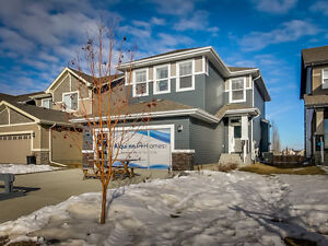 2200 sq ft, 3 bedroom, Attached Garage, 10 Minutes from Edmonton