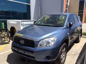 WRECKING Toyota RAV4 2007 Auto Petrol ALL PARTS!! Werribee Wyndham Area Preview