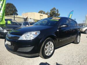 2008 HOLDEN ASTRA AH CD 5D HATCH, AUTO ,LOW KMS, BOOKS, REGO, SERVICED! Penrith Penrith Area Preview