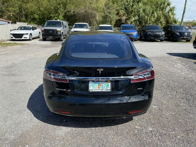 Image 3 Coche Americano usado Tesla Model S 2018