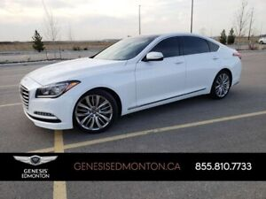 2017 Genesis G80 5.0 Ultimate AWD (2 sets wheels/tires, Xpel, Ti