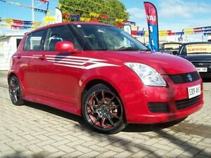 2010 Suzuki Swift EZ 07 Update S 5 Speed Manual Hatchback Evanston South Gawler Area Preview