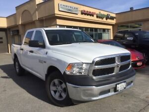 2017 Ram 1500 SXT, HEMI, 4X4 AND BLUETOOTH