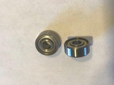 "Newell 322 332 338  /""Small/"" Stainless Steel Bearing Cap W//Hybrid Ball Bearing"