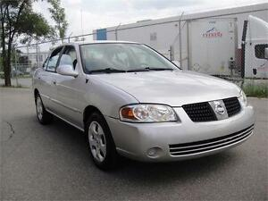 2006 NISSAN SENTRA 1.8 SE-POWER EVERYTHING,A/C,ZERO RUST