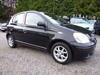 Toyota Yaris 1.3 VVT-i Colour Collection, 1 Owner Only and with a Fabulous Full Service History
