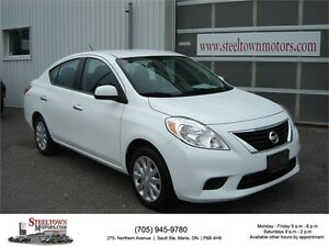 2012 Nissan Versa SV|Cruise|Bluetooth