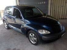 2000 Chrysler PT Cruiser  Blue 4 Speed Automatic Hatchback Edgeworth Lake Macquarie Area Preview
