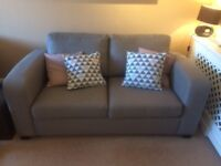 DFS 2 Seater Sofa Bed - HouseBeautiful Collection