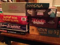 *Updated* Multiple Board Games!