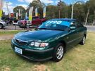 1998 Mazda 626 Classic 5 Speed Manual Sedan Clontarf Redcliffe Area image 2