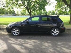 2008 MAZDA 3 , HATCHBACK , MANUEL, TOIT OUVRANT , TOUTE EQUIPE