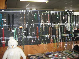 NATURAL STONE AND GLASS JEWELLERY & BEADS Peterborough Peterborough Area image 1