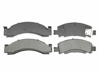 For 1989-1991 Chevrolet V2500 Suburban Brake Pad Set Front AC Delco 47891XS 1990