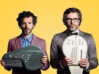 2x Flight of the Conchords tickets. London O2 Thursday 29th March