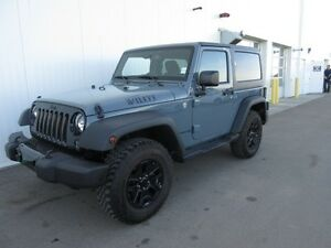 2015 Jeep Wrangler Willys