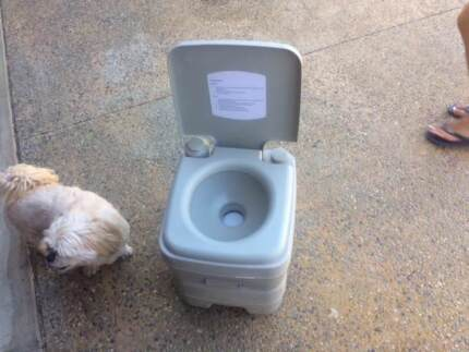 MOBILE TOILET Wannanup Mandurah Area Preview