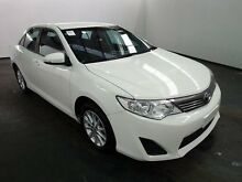 2013 Toyota Camry ASV50R Altise Diamond White 6 Speed Automatic Sedan Albion Brimbank Area Preview