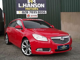 Vauxhall/Opel Insignia 2.0CDTi 16v ( 160ps ) ( Nav ) 2012MY SRi VX-line Red