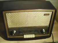 VINTAGE RADIO - STELLA ST 236A AM/FM RECEIVER, CIRCA 1956