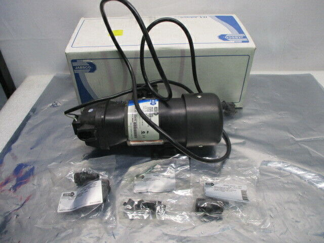 Jabsco 31801-0115 Industrial Diaphragm Pump, 30649-1004, 20132-046, RS1526