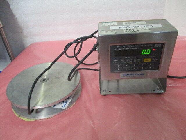 Weigh-tronix WI-125, Class III/IIIL Scaleload, w/ Interface 1210AF-1K, 451220