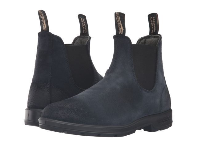 Blundstone Suede Chelsea Boot Men's Sizing (Slip & Water Resistant, 6 Colors)