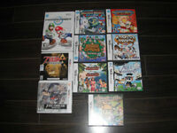 Nintendo ds,3ds and wii
