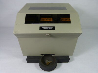 Frisco Bay Moh-00393 Coin Sorter With 6 Hoppers Used