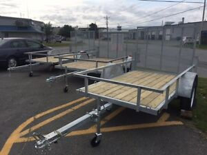 """76"""" x 120"""" , 5' x 8' , 5' x 10' -MORE TRAILERS AVAILABLE"""