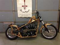 HARLEY TWIN CAM B RIGID CHOPPER Edmonton Edmonton Area Preview