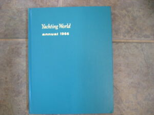 Vintage Yachting World Annuals