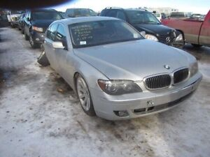 Parting out 2004-2008 Bmw 750LI also it fits Bmw 745