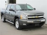 2011 Chev Silverado Crew LT Bucket Seats 5.3L V8 All Approved!