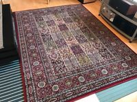 Ikea VALBY RUTA Rug, 170 X 230 cm - Very good condition, Bargain Price
