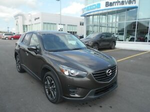 2016 Mazda CX-5 GT Loaded  AWD  Nav I Leather I Bose I roof